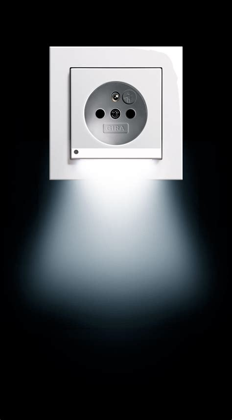 steckdose le schuko socket outlet led event schuko sockets from
