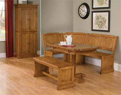 breakfast nook cabinets bloombety breakfast nook furniture with wood cabinets