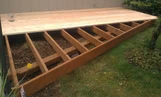 Patio Table Walmart Ground Level Deck Footings Home Design Ideas