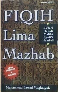 Salat Empat Mazhab lafaz jemariku ilmu fikih tentang praktikal sholat lima