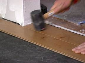 Installing Engineered Hardwood Flooring How To Install An Engineered Hardwood Floor How Tos Diy