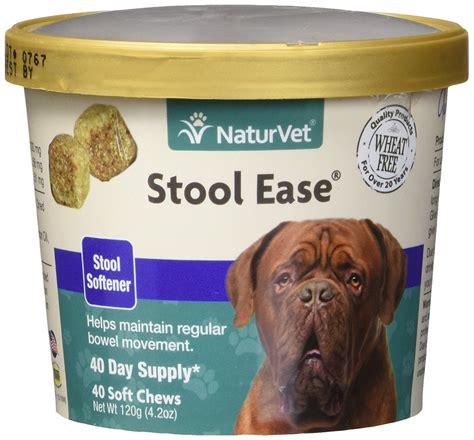 Stool Ease For Dogs by Naturvet Stool Ease Softener Bowel Movement 40