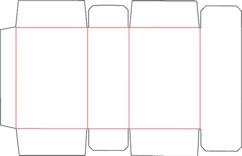 box outline template box outline pictures to pin on pinsdaddy