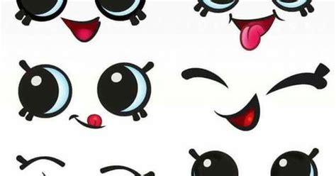 printable shopkins eyes shopkins caras and fiestas on pinterest