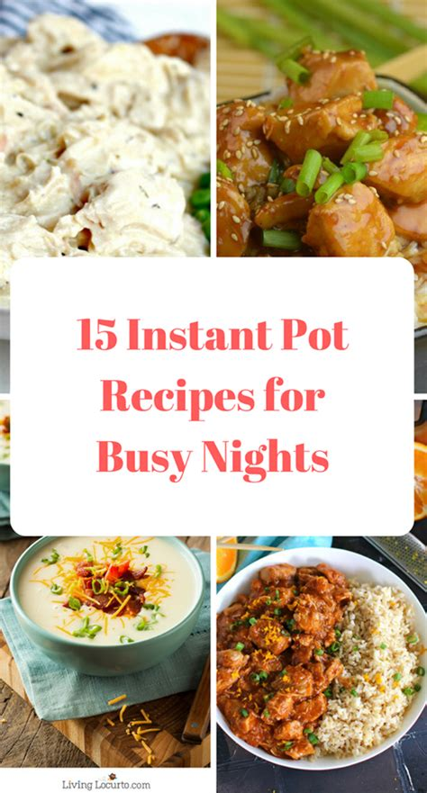 40 easy slow cooker recipes for busy nights best crock insta pot recipes for busy nights life at the zoo