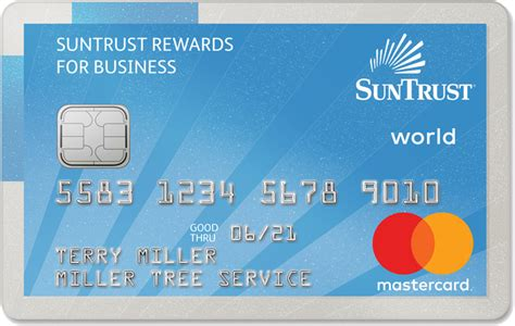Suntrust Business Credit Card small business credit cards suntrust small business banking