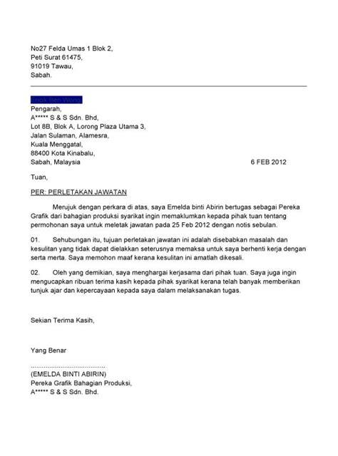 contoh cover letter untuk kerja kerajaan contoh z