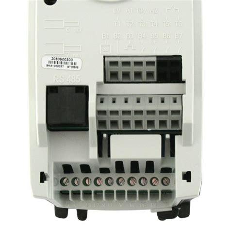 braking resistor for commander sk techniques commander sk 0 37kw 230v 1ph to 3ph ac inverter drive speed controller ac