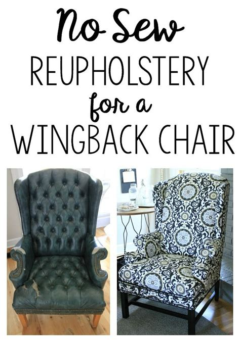 how to make slipcover for wingback chair 25 best ideas about wingback chairs on pinterest
