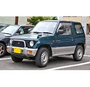 The Mitsubishi Pajero Mini Is A Kei Car Produced By Motors