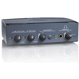 e mu 0202 usb 2 0 audio interface 24 bit 192 khz zero