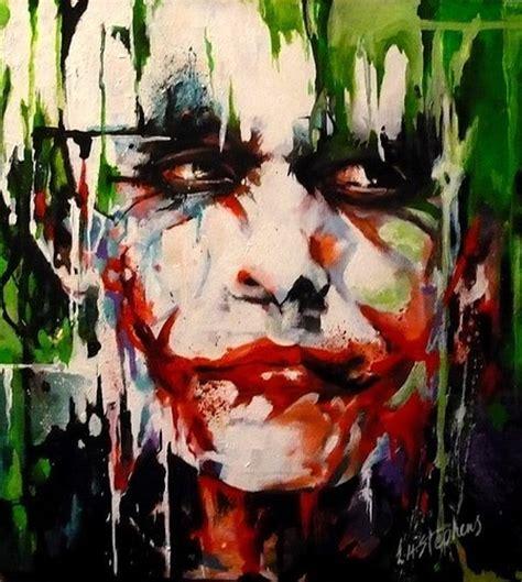joker painting joker pop jokes pop and a