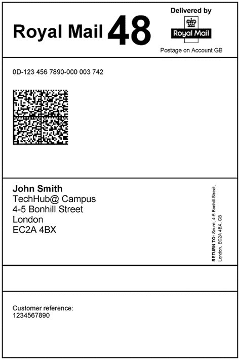 Address Finder Uk Royal Mail Royal Mail Shipping Integration Scurri