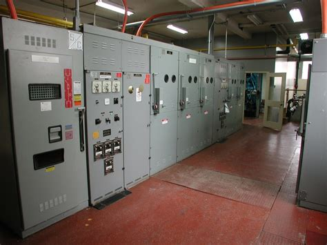 electrical plant room electrical room