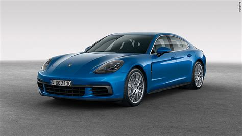 4 Door Porsche Car by Porsche Unveils Better Faster Four Door Hatchback Jun 29 2016