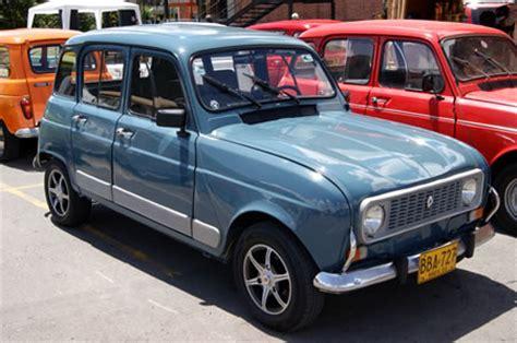 carros y clasicos los 50 a 241 os renault 4