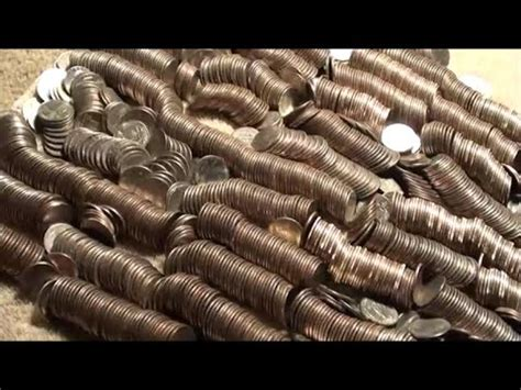 roll hunting quarters 500 box of quarters coin roll 25 cent coins