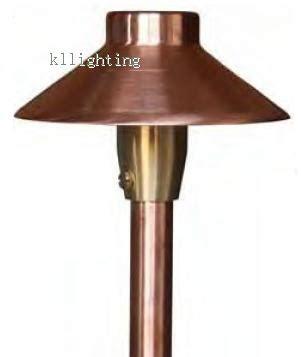 copper landscape lighting lighting ideas