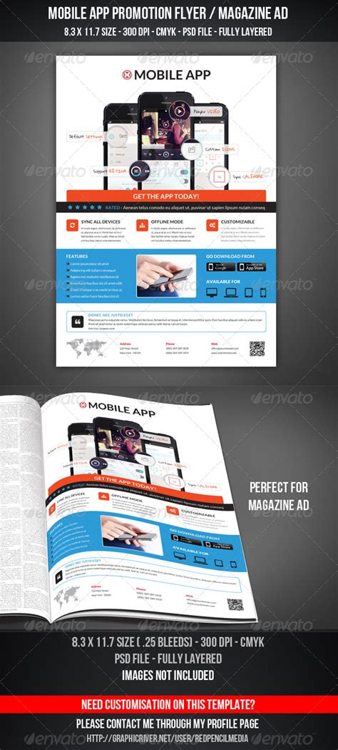 Mobile Phone Repair Flyer Template Free 187 Blobernet Com Magazine Template App