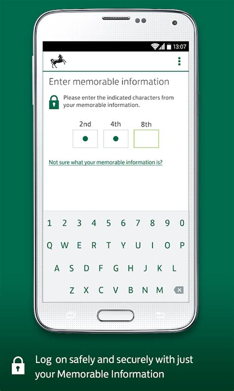 reset lloyds online banking lloyds bank business android apps on google play