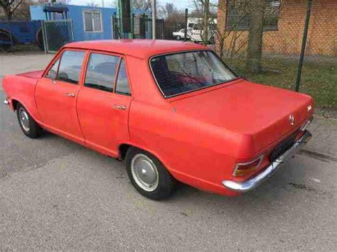 H Kennzeichen Auto Kaufen by Oldtimer Opel Kadett B Automatic H Kennzeichen Die
