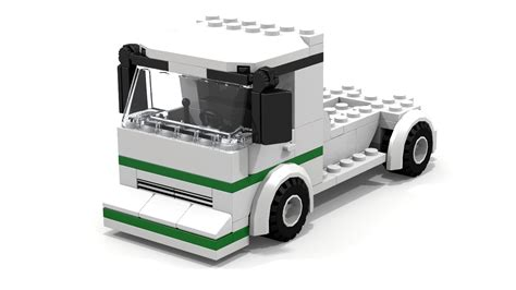 tutorial lego truck lego racing truck moc tutorial youtube