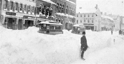 worst blizzard ever on this day in 1888 america experienced one of its worst