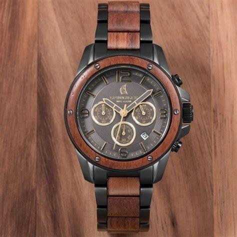 Harley Davidson Chrono Rantai spinnaker vessel wood chronograph sp 5027 44 wood woods and chronograph