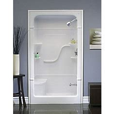 Mirolin 3 Shower Units by Mirolin 4 3 Shower Stall With Seat The