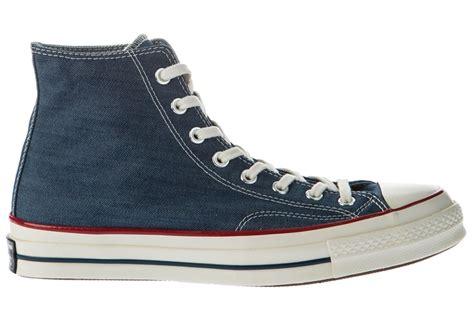 Converse 70s Denim Ox Black converse chuck all 70 hi denim insignia blue