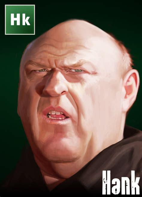 Hank Meme Breaking Bad - breaking bad caricature hank schrader by sycra on deviantart