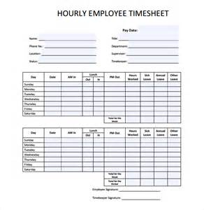 employee timesheet template payroll timesheet template employee timesheet log