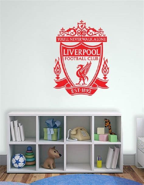 liverpool wall stickers 25 best ideas about liverpool badge on liverpool fc team liverpool fc badge and