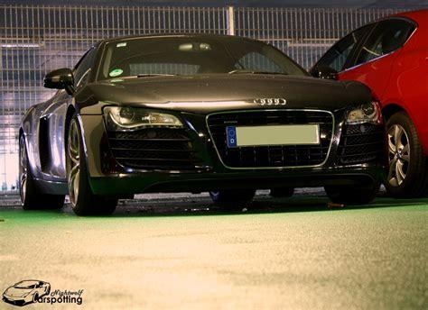 Vier Ringe Audi by Vier Ringe Audi R8 V8 W 228 Hrend Eines Spiels Des Vfb Im