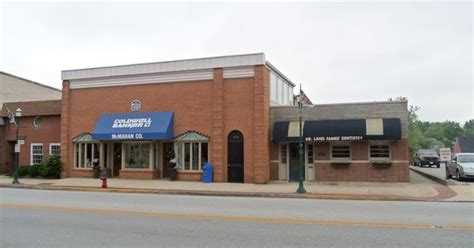 Georgetown Ky Post Office by 223 227 East Georgetown Kentucky Colwell
