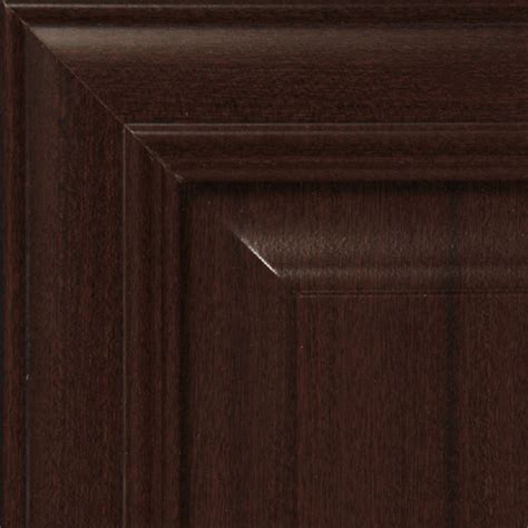 mahogany kitchen cabinet doors are laminate cabinets inferior to wood