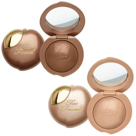 Prescriptives Sunsheen Cooling Bronzer Powder by See Every Product From Faced S And