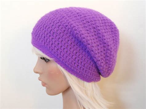 pattern for simple crochet hat craftdrawer crafts free easy to crochet hat patterns for