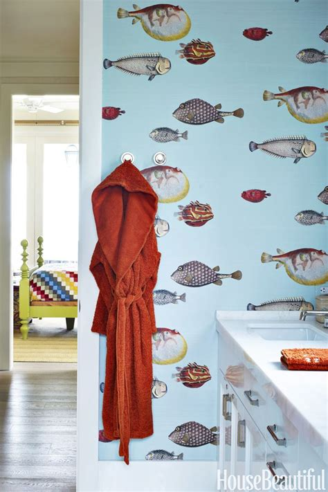 fish wallpaper for bathroom 25 best ideas about fish wallpaper on pinterest koi wallpaper animal wallpaper and funky