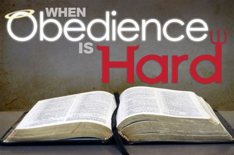 Sermon Outlines On Obedience by Inspiring Bible Verses On Obedience