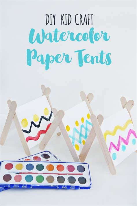 tent craft for best 25 tent craft ideas on cing crafts