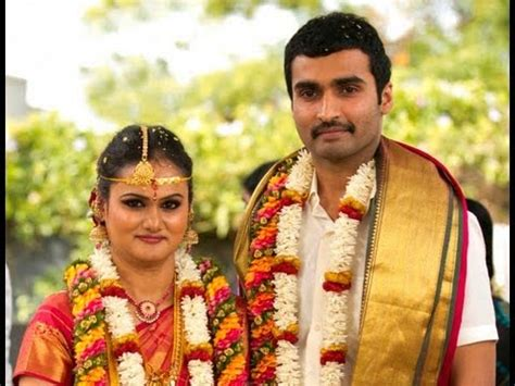 Wedding Album Of Alukkas by Tamil Actor Nantha Wedding Gallery
