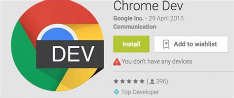 chrome mobile browser free s quot chrome dev browser quot now available on android