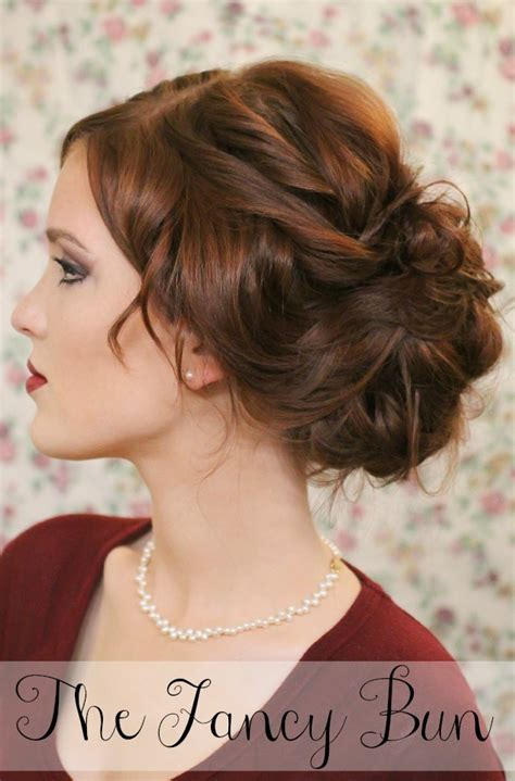 hairstyles buns and updos super easy knotted bun updo and simple bun hairstyle tutorials