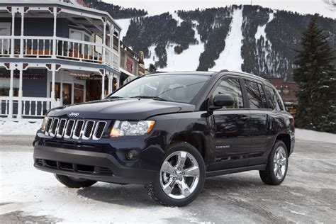 2011 Jeep Compass 2011 Jeep Compass Starts At 19 295 Autoevolution