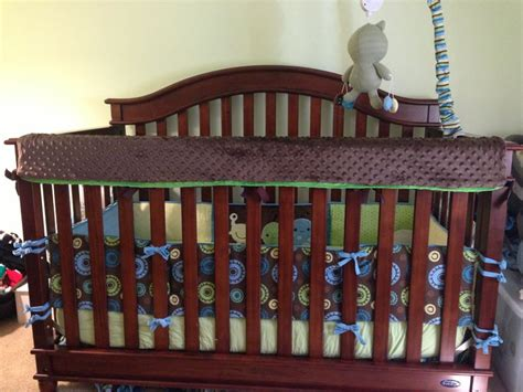 Teething Rail Guards For Cribs by Best 20 Crib Teething Guard Ideas On Crib