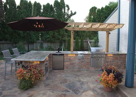 pergola outdoor kitchen pergolas pavilions and gazebos lancaster pa c e