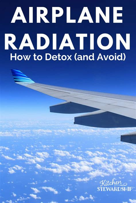 Should I Avoid While Detoxing by Do You Need To Detox From Radiation After Flying On A Plane