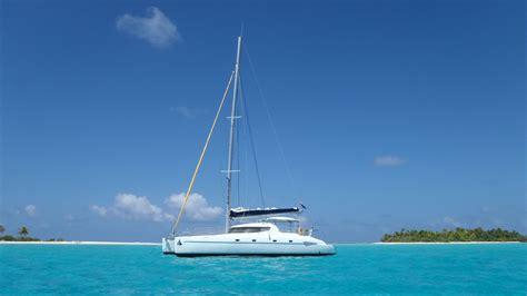 catamaran wallpaper tahiti liberty cruise croisi 232 res liberty croisi 232 re