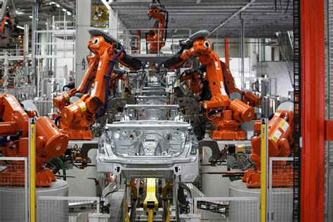 bmw factory robots foto bmw werk m 252 nchen produktionsstart bmw 3er